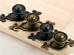 Cabinet Hardware Backplates Bronze by Antique Black Bronze Dresser Knobs Drawer Knob Pulls Handles