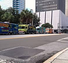 100 Food Trucks In Tampa Mayors Truck Fiesta Photo Gallery Taking A Chance At