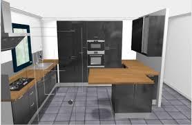 ent cuisine ikea deco salle a manger noir et blanc 8 cuisine noir laqu233