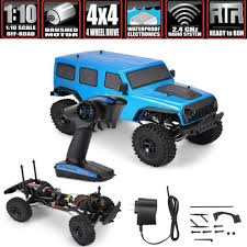100 Rgt NEW RGT HSP EX86100 110 4WD Offroad Rock Crawler Climbing RC Car 24G Radio