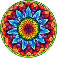 A Mandala Represents Wholeness Cosmic Diagram Reminding Us Of Our Relation To Infinity Extending Beyond And Within Bodies Minds