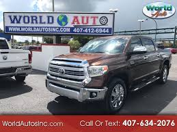 Used 2014 Toyota Tundra For Sale In Orlando, FL 32809 World Auto Walt Disney World Joins Food Truck Brigade Orlando Sentine Automotive Diesel Technical School Fl Uti To Host Monster Jam Finals Xx 2018 Over Bored Official Used 2015 Toyota Tacoma For Sale In 32809 Auto Rejected Trucks At Gibson Press Conference Announcing 2019 Youtube Orlandos Top 7 Experiences For Serious Foodies 2014 Ford F350 Sd Sales Full Service Nextran Centers
