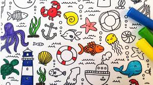 Seashells Coloring Page Hawaii Pinterest Coloriage Coloriage