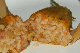 cuisiner fleur de courgette fleurs de courgette farcies au riz le palais des saveurs