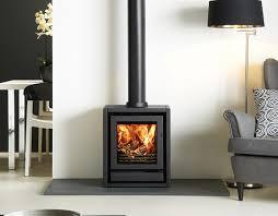 modern multi fuel stoves stovax riva f40 freestanding contemporary multi fuel wood