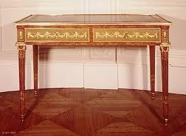 bureau de change tuileries writing table bureau plat louvre museum