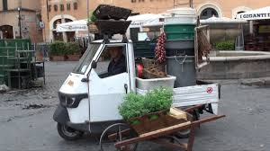 100 Smallest Truck The Smallest Truck In The World In Rome YouTube