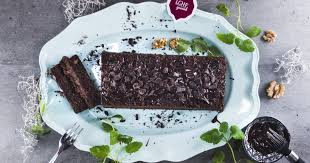 low carb schokoladen walnuss kuchen mega schokoladig und saftig