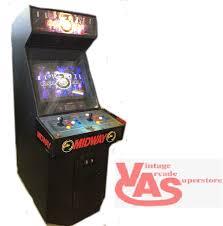 Mortal Kombat Arcade Cabinet Specs by Mortal Kombat 3 Ultimate Arcade Game For Sale