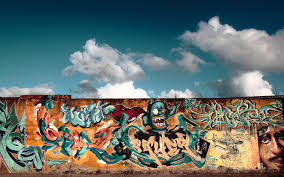 Graffiti Wall 693514
