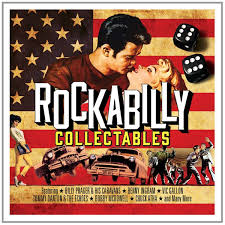Various CD Rockabilly Collectables 3CD Bear Family Records