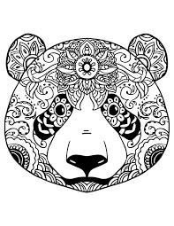 Coloriage Mandala Danimaux Laborde Yves Serapportantà