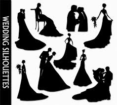 Wedding Clip Art Graphic Marriage Clipart Digital Scrapbook