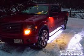 2009 - 2014 LED Running Board Lights - F150LEDs.com Obd Genie Cdrl Daytime Running Lights Programmer For Chrysler Dodge Spyder Free Shipping I Want To Put Running Lights On My Truck Help Cummins Tail Led Light Bar Spec D Motorcycle Pair Dualcolor Cob Led Car Daytime Fog Lamp Ford 201518 Board Premium F150ledscom 5 Smoke Roof Cab Marker Coverxenon White T10 Led Ford F150 Questions 2013 Electrical Cargurus Csnl 1 Set For Toyota Hilux Revo Rocco 2018 Drl Tundra Daytime Running Lights System Tundra Forum