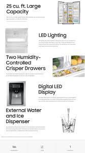 Samsung Cabinet Depth Refrigerator Dimensions by 100 Samsung Counter Depth Refrigerator 4 Door Counter Depth