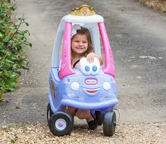 100 Little Tikes Princess Cozy Truck Coupe Fairy