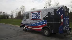 How An Ordinary Box Truck Became A USO Center On Wheels · United ...