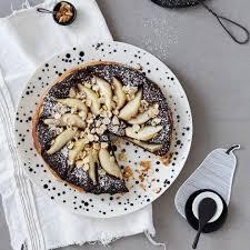 birnen tarte mit frangipane zucker zimt und liebe