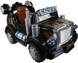 100 Kids Electric Truck For Green JJ215 Price From Souq In Saudi