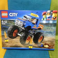LEGO City 60180 Monster Truck, Toys & Games, Other Toys On Carousell 60055 Monster Truck Wallpapers Lego City Legocom Us Lego 60027 Transporter I Brick Itructions 42005 Technic Tagged Brickset Set Guide And Database Legor Great Vehicles 60180 Meijercom 6x6 Youtube Ideas Product Ideas Jam Crusher 86421 Building Sets Racers Skelbiult Buy Stunt 60146 Kit Online Rextechs