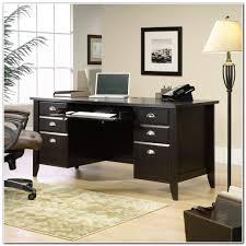 Sauder Shoal Creek Desk Oiled Oak by Sauder Shoal Creek Desk White Best Home Furniture Decoration