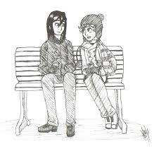 How To Draw A Park Bench Bench Ideas