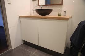 plateau melamine sur mesure salle de bain sur mesure nantes collection avec meuble salle