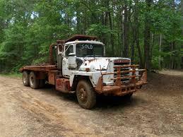 100 Old Mack Trucks 1969 R611ST Oil Field Winch Truck Nicholas Fluhart