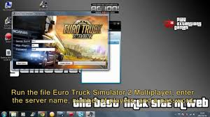 Euro Truck Simulator 2 Multiplayer Mod *2014* [ English | Français ...