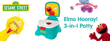Sesame Street Elmo Hooray! 3-in-1 Potty | Kolcraft.com Kolcraft Sesame Street Elmo Adventure Potty Chair Ny Baby Store Hot Sale Multicolored Products Crib Mattrses Nursery Fniture Sesame Street Elmo Adventure Potty Chair Youtube Begnings Deluxe Recling Highchair Recline Dine By Best Begnings Deluxe Recling High By For New Deals On 3in1 Translation Missing Neralmetagged Amazoncom Traing With Fun Or Abby Cadaby Sn006