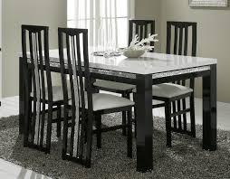 table à manger design table basse blanc laqué pas cher trendsetter