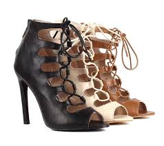 cheap lace up heels qu heel