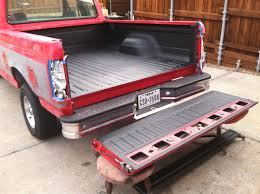 100 Ford Truck Bed Liners 1995 F150 4x4 Totally Bed Liner Paint Job 4 Lift Custom Lighting