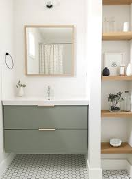Building Home: The Kid/Guest Bathroom   Fresh Exchange Glam Transitional Guest Bathroom Reveal With Marble Silver And Brass Contemporary Beach Themed Rhode Kitchen Bath Power Shower Archives The Ldon Co Double Sinks In The Granite Guest Bath Designed By Blake Taylor Ideas Decorating Small Bathroom Design But Blissful Ikea Hackers Vibrant Versatile Kohler Remodel Providence Ri 11 Design Dos Donts Beautiful 5 Decor Create A Welcoming Hgtv