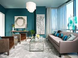 Brown And Aqua Living Room Decor by Living Room Decor Teal Interior Design