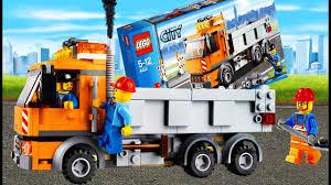 100 Lego City Dump Truck 4434 Speed Build YouTube