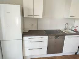 gebrauchte ikea küche kühlschrank spülmaschine ofen