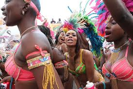 The Parade Celebrates Caribbean Culture And Echoes Traditional Pre Lenten Carnival Festivities With Dancers
