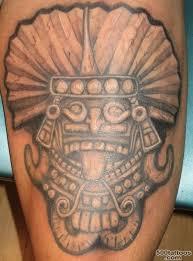 Great Inca Symbols Tattoo 10