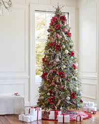 7ft Slim Led Christmas Tree by Buy Silverado Slim Christmas Trees Online Balsam Hill