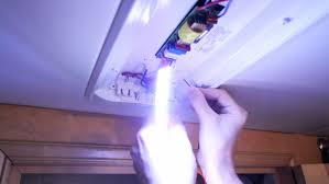 how to convert fluorescent rv lights to leds