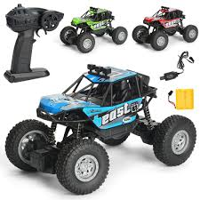 100 Trucks Toys 4WD RC Cars Updated Version 24G Radio Control 120 RC Cars