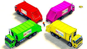 Color Learning For Toddlers | Garbage Trucks For Kids ... Heil 7000 Garbage Truck St Petersburg Sanitation Youtube Song For Kids Videos Children Kaohsiung Taiwan Garbage Truck Song The Wheels On Original Nursery Rhymes Road Rangers Frank Ep Garbage Truck Spiderman Cartoon Trash Taiwanese Has A Sweet Finger Family Daddy Video For Car Babies Trucks Route In Action First Gear Freightliner M2 Mcneilus Rear Load