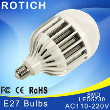 high brightness led bulb l e27 25w 30w 40w 50w smd 5730 ac 220v