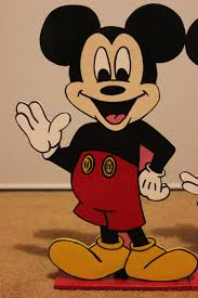 Mickey Mouse Bathroom Wall Decor by 32 Best Mickey Mouse Wall Decorations Images On Pinterest Mickey
