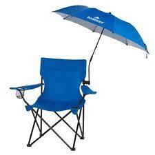 Sport Brella Chair With Umbrella by Chair Umbrella Ebay