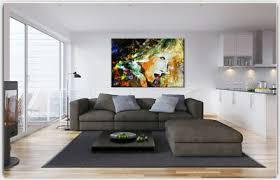 frauen kopf bild auf leinwand abstrakte bunte kunst bilder