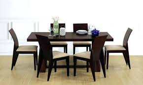 6 Seater Dining Table Chairs And India Uk Exquisite Decoration Dazzling Room Licious E Marvelous Dimensions