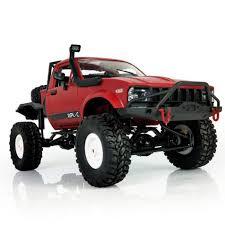 100 Semi Truck Toy RC116 WPL C14 Scale 24G Mini Offroad RC Truck RTR Kids Climb