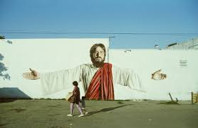 Famous Mural Artists Los Angeles by 111th Street Jesus The Art And Faith Of Muralist Kent Twitchell